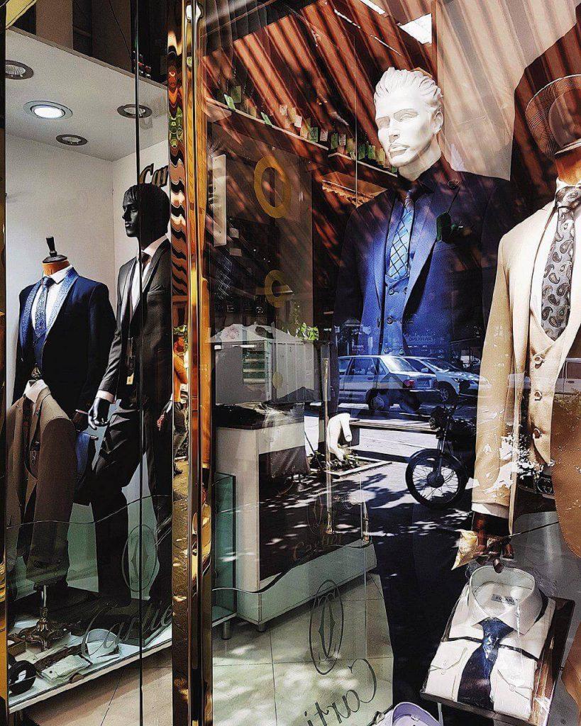 باب همایون-بهترین مراکز خرید در تهران