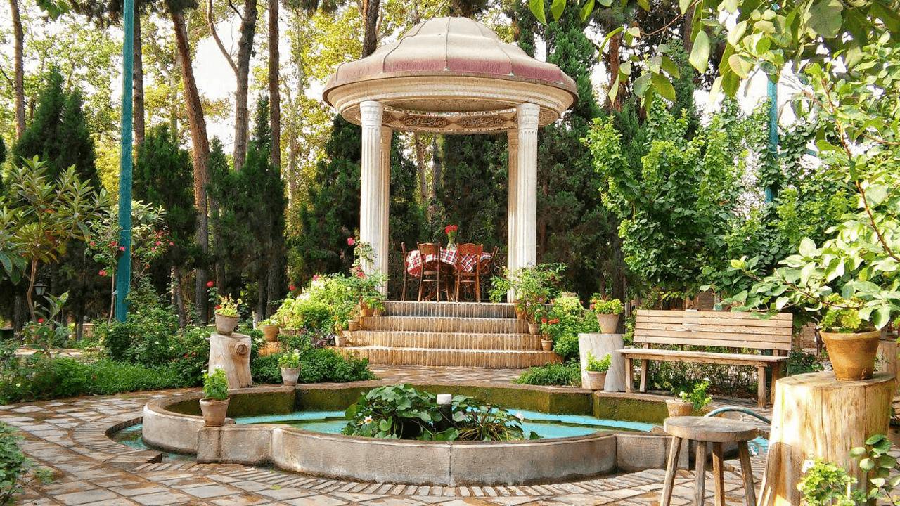 باغ نگارستان-دیدنی های تهران
