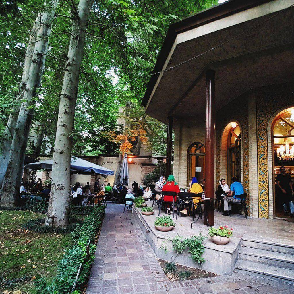 چای بار-انجمن خوش نویسان