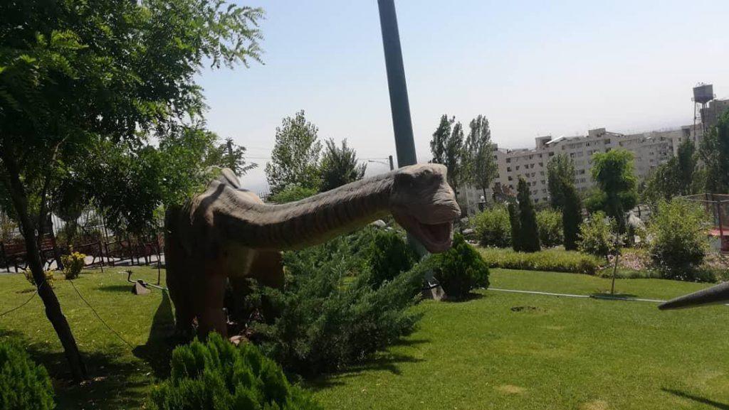 ژوراسیک پارک تهران-تفریح مخصوص کودکان