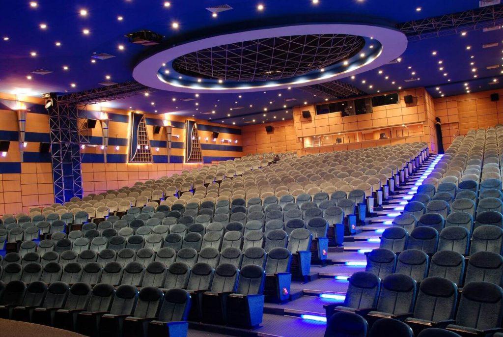 سالن های سینمای اریکه ایرانیان