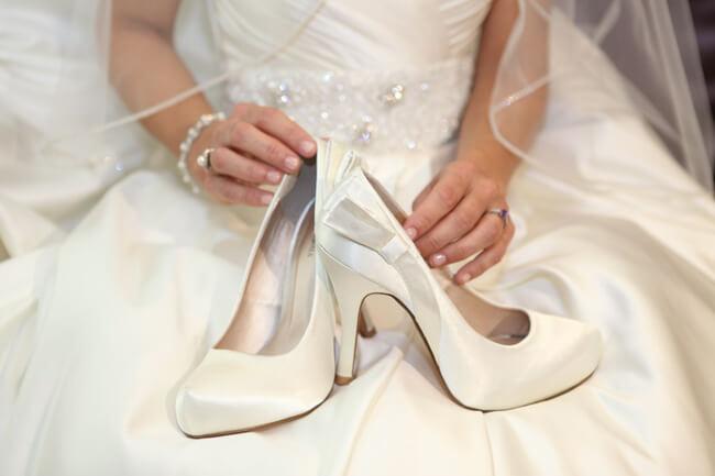 خرید کیف و کفش عروس در تهران