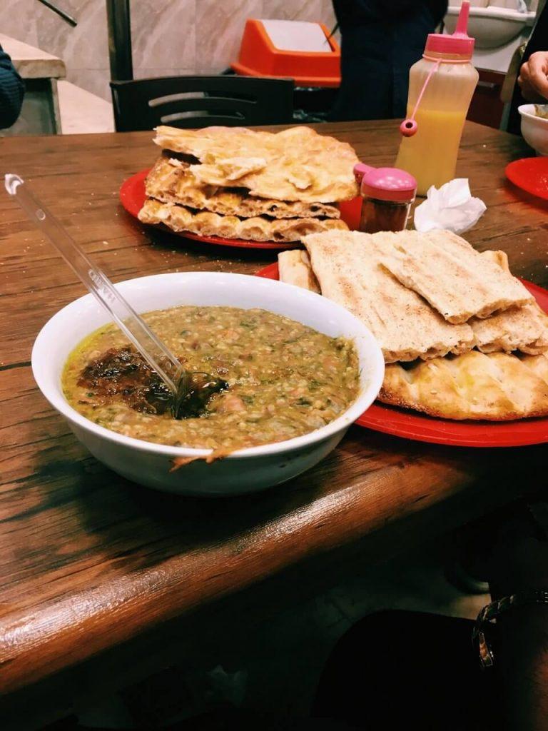 آش نیکو صفت-غذا با قیمت مناسب در تهران