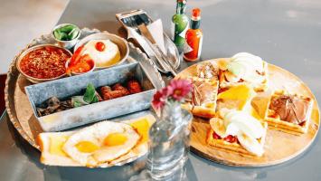 بهترین صبحانه های تهران