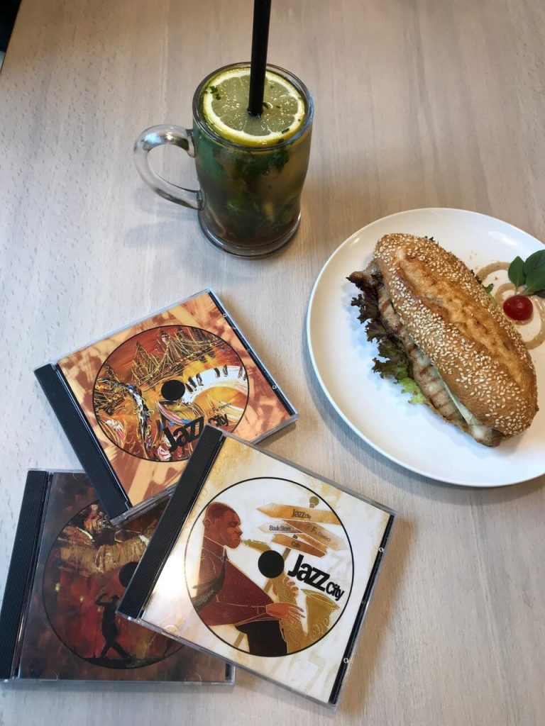 کافه اکسپرس جیما - بهترین صبحانه های تهران