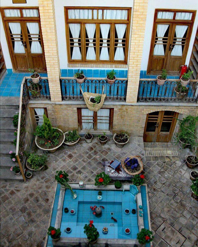 خانه موزه مدرس - محله عودلاجان