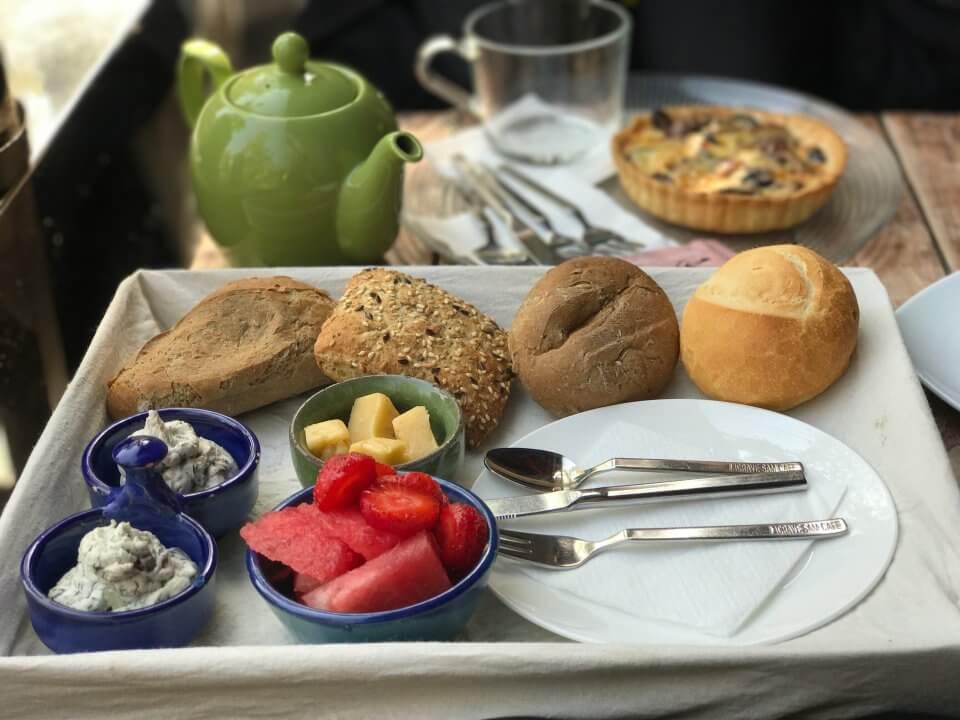 سام کافه - بهترین صبحانه های تهران