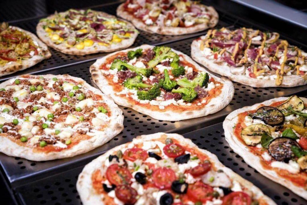 پیتزا استریت آرت-بهترین پیتزاهای تهران