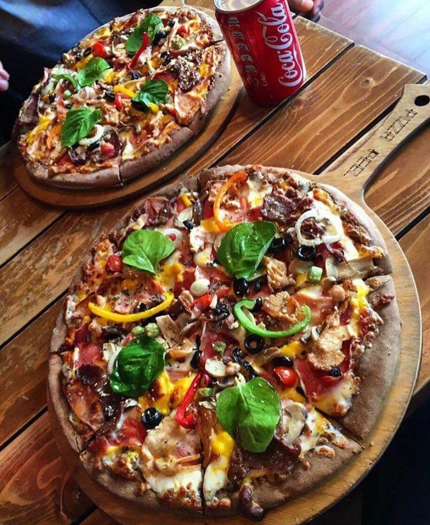 پیتزا چارچیز - بهترین پیتزاهای تهران