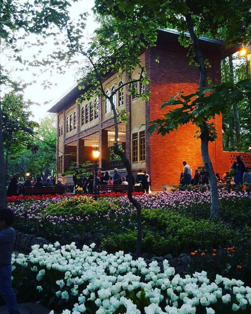 باغ ایرانی برای تفریحات نوروزی