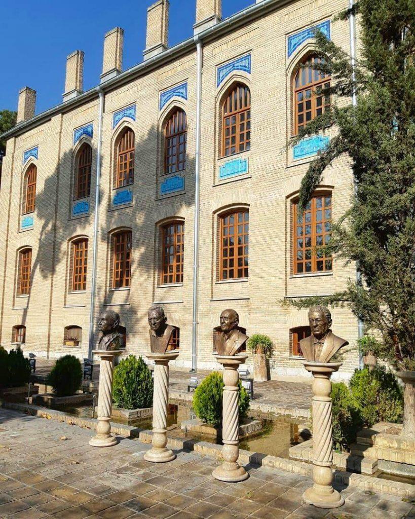 باغ نگارستان - تفریح نوروز در تهران