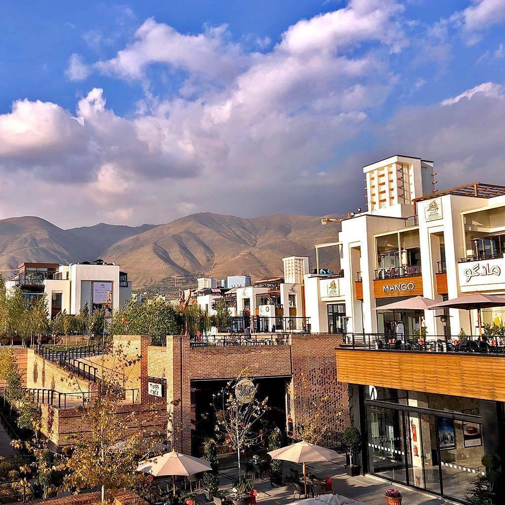 بام لند - تفریح عید نوروز در تهران