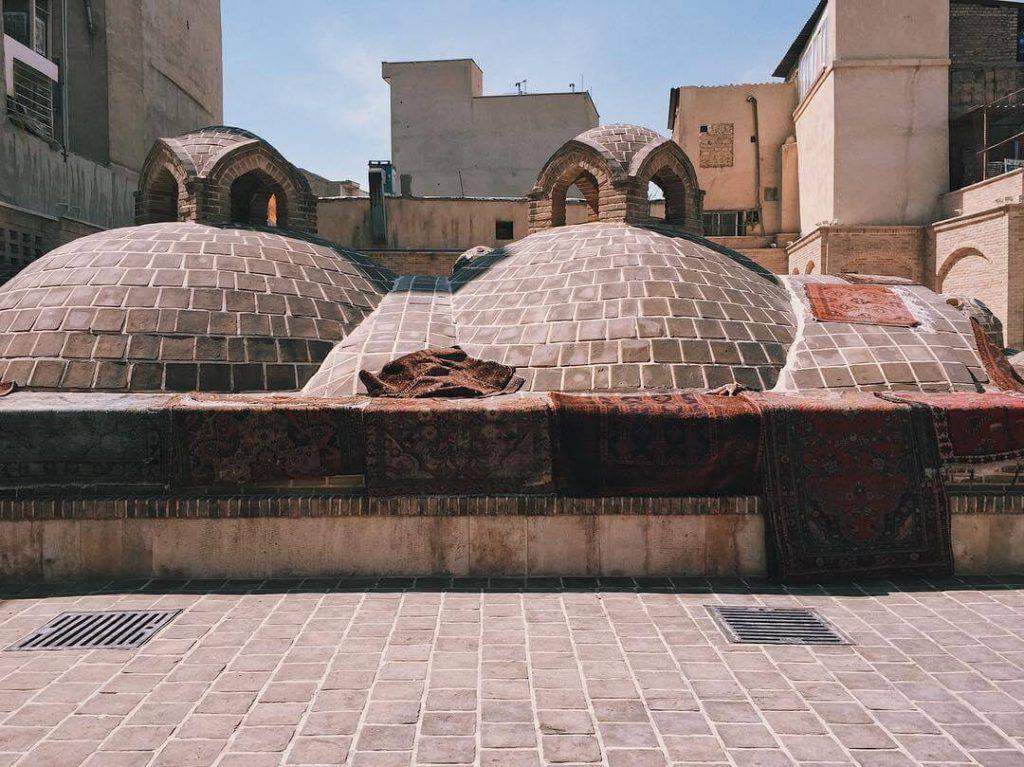 حمام نواب- تهرانگردی در تعطیلات نوروز