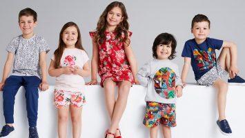 خرید لباس کودک در تهران