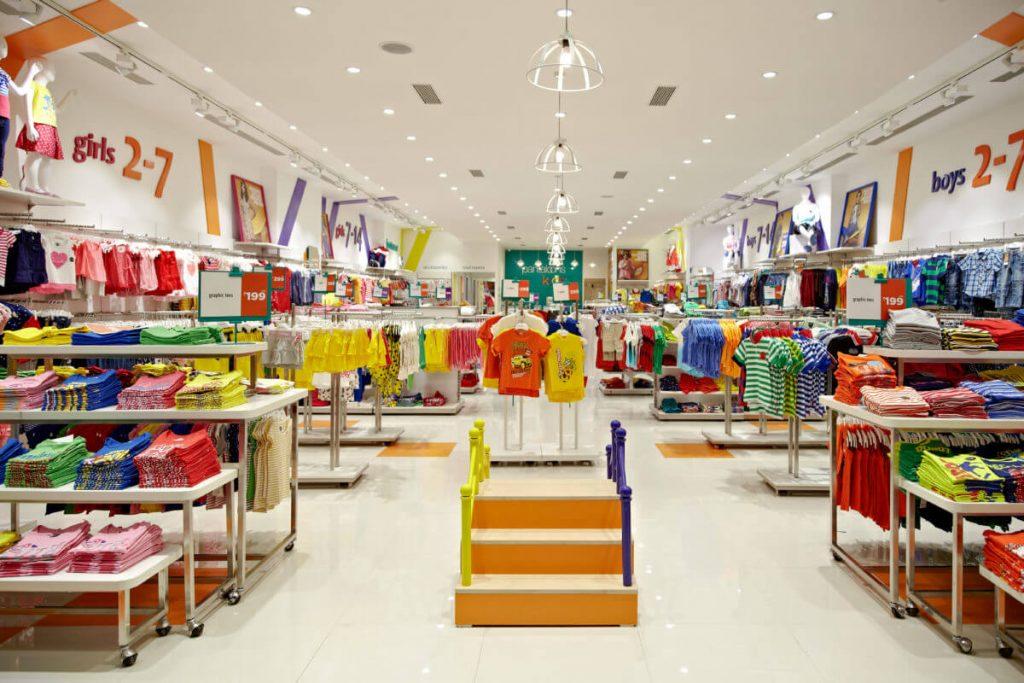 خرید لباس بچه در تهران