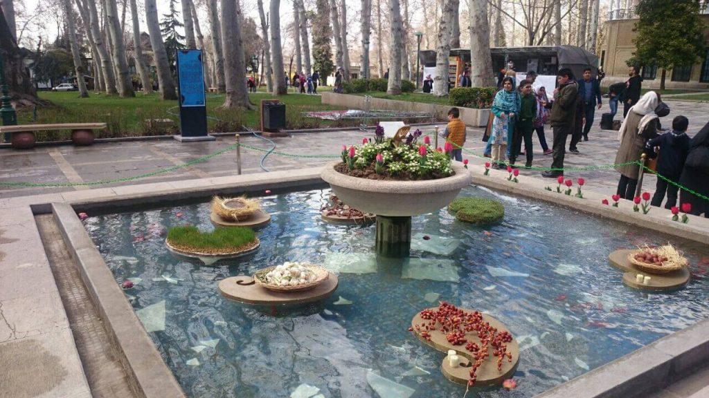 تهرانگردی در تعطیلات عید