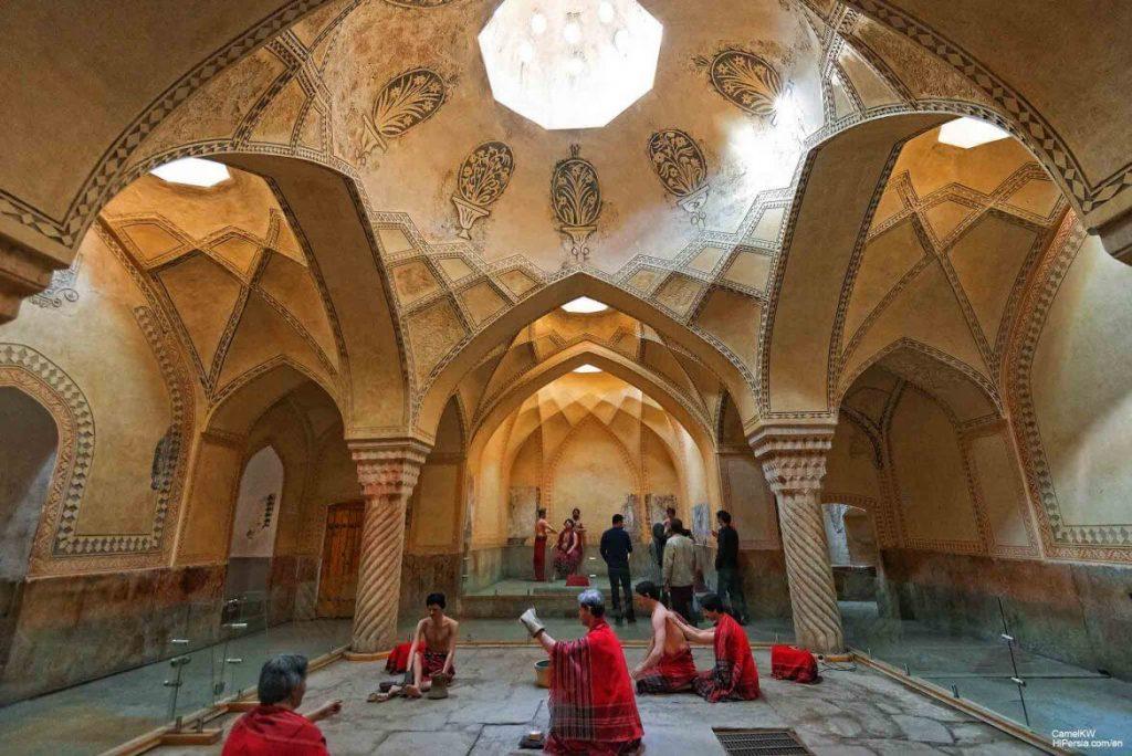 حمام وکیل-جاهای دیدنی شیراز