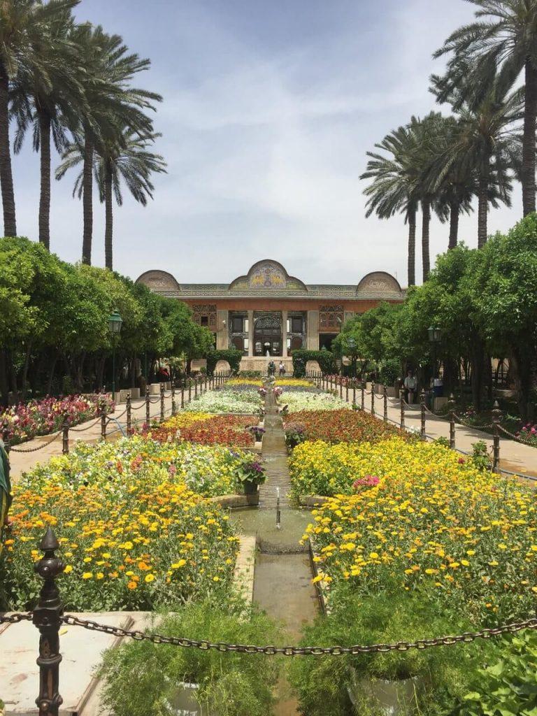 دیدنی های شیراز - نارنجستان قوام