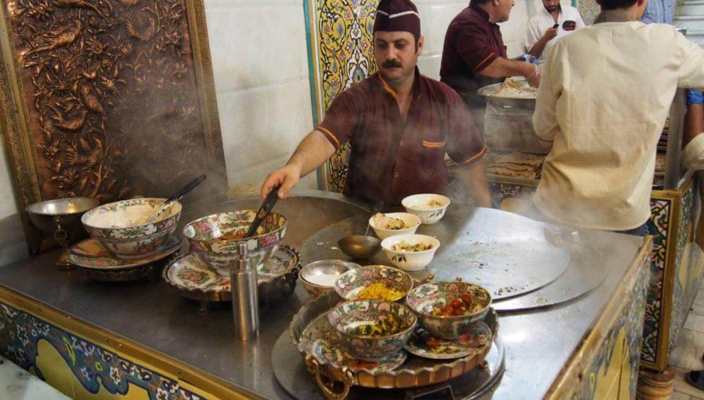 بهترین بریانی اصفهان