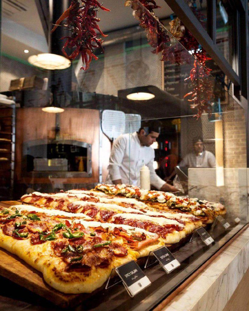 بهترین پیتزاهای تهران