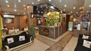 هتل های ارزان نزدیک حرم مشهد