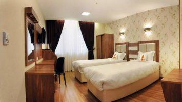 هتل 3 ستاره در تهران