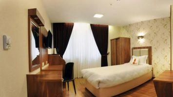 هتل 2 ستاره در تهران