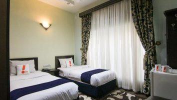 هتل در خیابان ولیعصر تهران